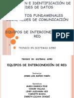 EUIPOS DE INTERCONEXION