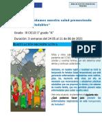 EXPERIENCIA AP 03 PRIMER GRADO EXPERIENCIA DE APRENDIZAJE- 20-05-2021