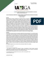CONTROLE ADUANEIRO, USO DO TERRITÓRIO BRASILEIRO E SITUAÇÃO GEOGRÁFICA - O CASO DE NODAL DE FOZDO IGUAÇU-PR