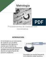 MEC14-Medición con micrómetros