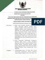 Keputusan 0097.A - Pedoman Penyusunan Renstra Bawaslu Provinsi dan Kab-Kota