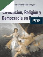 CIVILIZACION, RELIGION Y DEMOCRACIA EN ESPAÑA