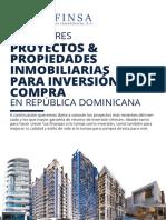 Listado de Los Mejores Proyectos Inmobiliarios en RD