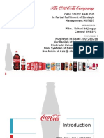 Product Planning Chapter ppt download One of Coke s ads to promote the flavor change