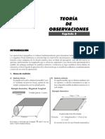 Topografía_TEORÍA DE OBSERVACIONES