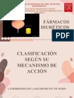 DIURETICOS EXPOSICION HMC