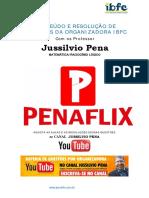 Lista 1 - Revisão PM-BA - Raciocínio Lógico - Mestre Jussilvio Pena (1)