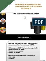 2. HERRAMIENTAS PARA IDENTIFICACIÓN