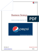 PepsiCo Strategic Analysis (Case Study) | Pepsi Co | Competition