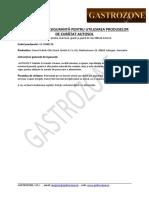 AS11040720 - Soluție de Curățare Pentru Marmură, Granit Și Piatră de Râu 500 Ml Autosol