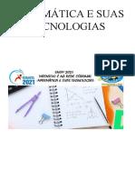 Material Da Aula Do Intensivo Enem 21021-Matemática e Suas Tecnologias