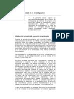 CONCEPTOS BSICOS DE LA INVESTIGACIN