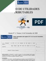 Fondo Utilidades Tributables II