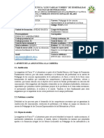 SÍLABO DE FÍSICA IV Y LABORATORIO