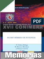 XVII CONEIMERA
