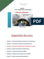 Cours 3- Fiabilité & TPM