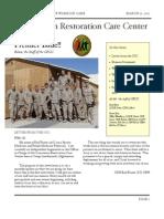 CRCC Newsletter Mar31