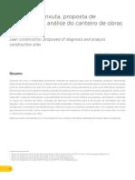 Artigo - Lean Construction e os canteiros sustentáveis