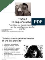 Truffaut y El Pequeño Salvaje