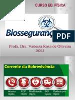 Revisão 2a VA - Biossegrurança