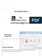 PGP DeskTop Basis Lecture 002