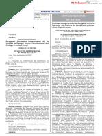 RESOLUCIÓN ADMINISTRATIVA N° 00609-2021-P-CSJLE-PJ