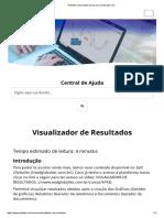 Visualizador de Resultados