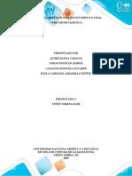 Actividad 6, Realizar Analisis Estadistico (Colaborativo)