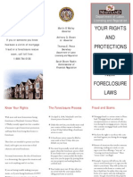 Maryland - Your Rights and Protections Under New Foreclosure Laws