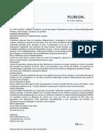 PLURIGIN ovuli foglietto illustrativo rev.30.10.18 (Francese)