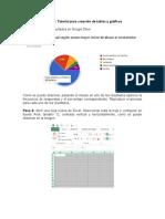 Tutorial 4 - Creación de Figuras y Tablas en Excel