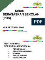 MODUL PBS upsr