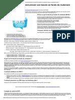 Comment Prévoir Le Besoin en Fonds de Roulement Dans Son Business Plan _+