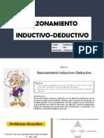 HM1 - Inducción-Deducción (Partes 1 y 2)