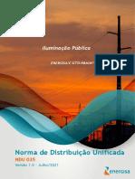 NDU 035 - Iluminação Pública
