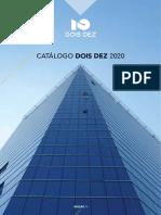 Catálogo Dois Dez EDICAO 1-2020