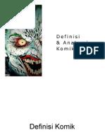04 - DEFINISI & ANATOMI KOMIK