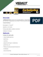 Impermeabilizante Carbolastico N.01 - Vedacit