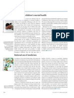 focusing on children mental health