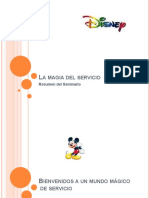 Lama Gia Del Servicio Disney