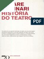 MOLINARI, Cesare - História Do Teatro (Baixa Resolução)
