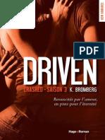 Driven 3 - Crashed - K. Bromberg