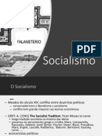 17 O Socialismo