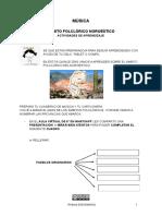 Ámbito Folclórico Del Noroéstico Actividades y Propuesta de Evaluación Original