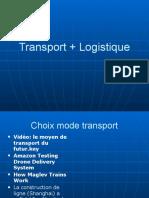 Cours Logistique Gratuit Transport Et Logistique