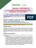 27 - Regione Abruzzo - CONTRIBUTO