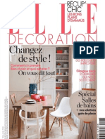 Elle Decoration N°198 - avril 2011