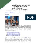 Buku Pelajaran Teknologi Informasi dan Komunikasi