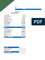 Trabajo en Clase 1- Indicadores Financieros
