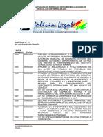 Actualización Normativa al 06 de Septiembre de 2021